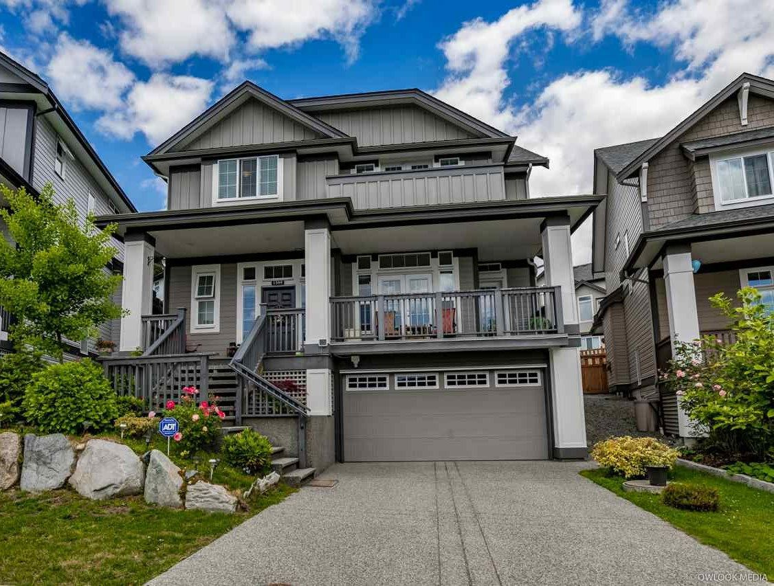 Main Photo: 1369 BEVERLY Place in Coquitlam: Burke Mountain House for sale : MLS®# R2274826