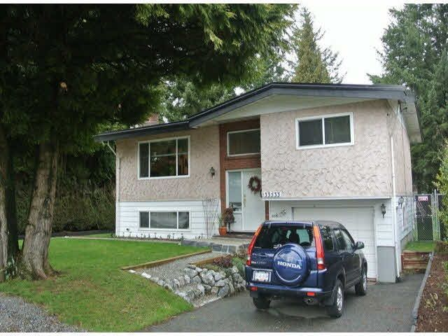 Main Photo: 33533 WESTBURY Avenue in Abbotsford: Abbotsford West House for sale : MLS®# R2312820