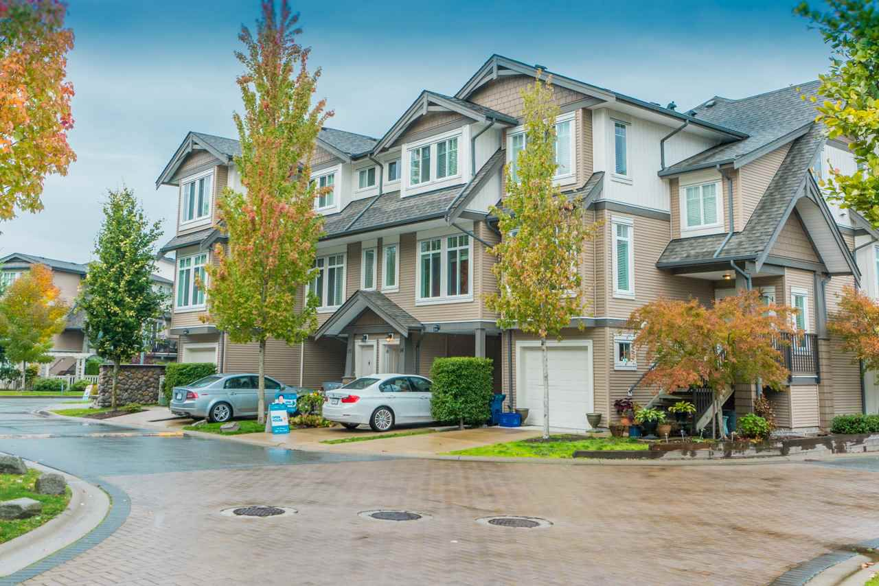 Main Photo: 14 8250 209B Street in Langley: Willoughby Heights Townhouse for sale : MLS®# R2325991