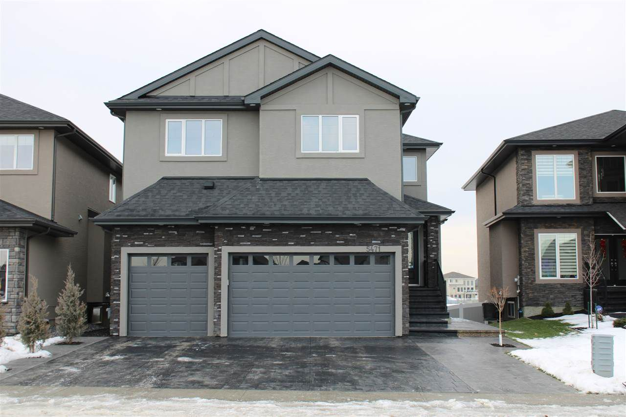 Main Photo: 5471 SCHONSEE Drive in Edmonton: Zone 28 House for sale : MLS®# E4140726