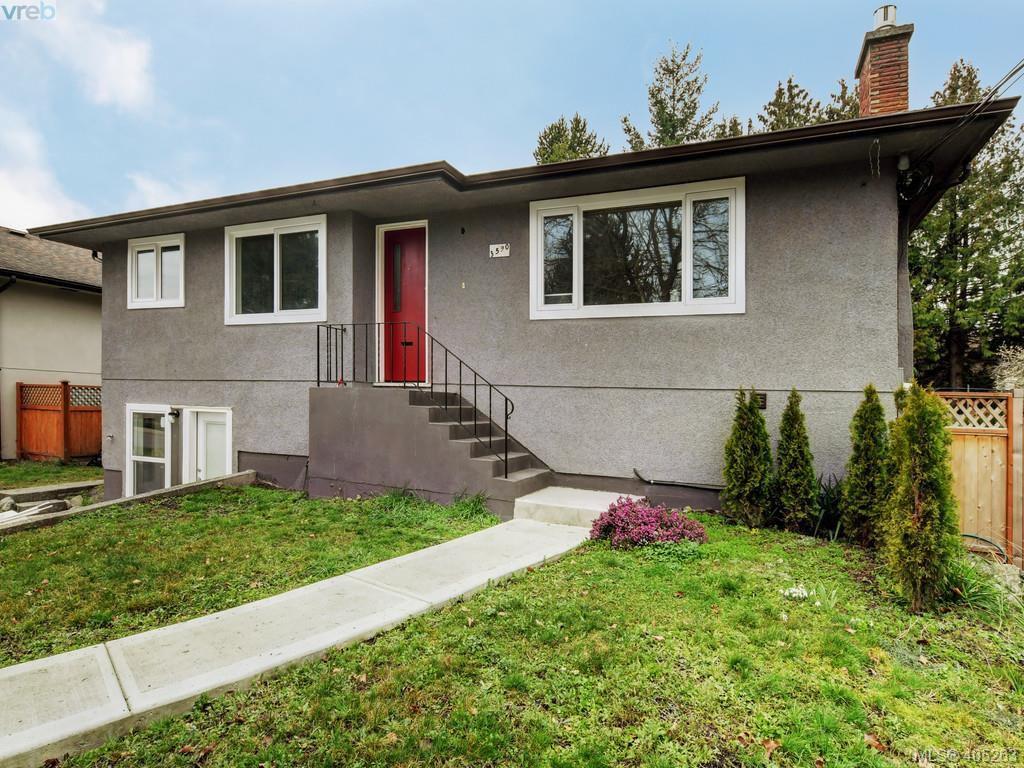 Main Photo: 3590 Shelbourne Street in VICTORIA: SE Cedar Hill Single Family Detached for sale (Saanich East)  : MLS®# 405263