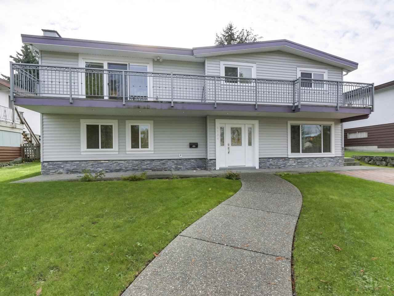 Main Photo: 6134 SERVICE Street in Burnaby: Upper Deer Lake House for sale (Burnaby South)  : MLS®# R2347009