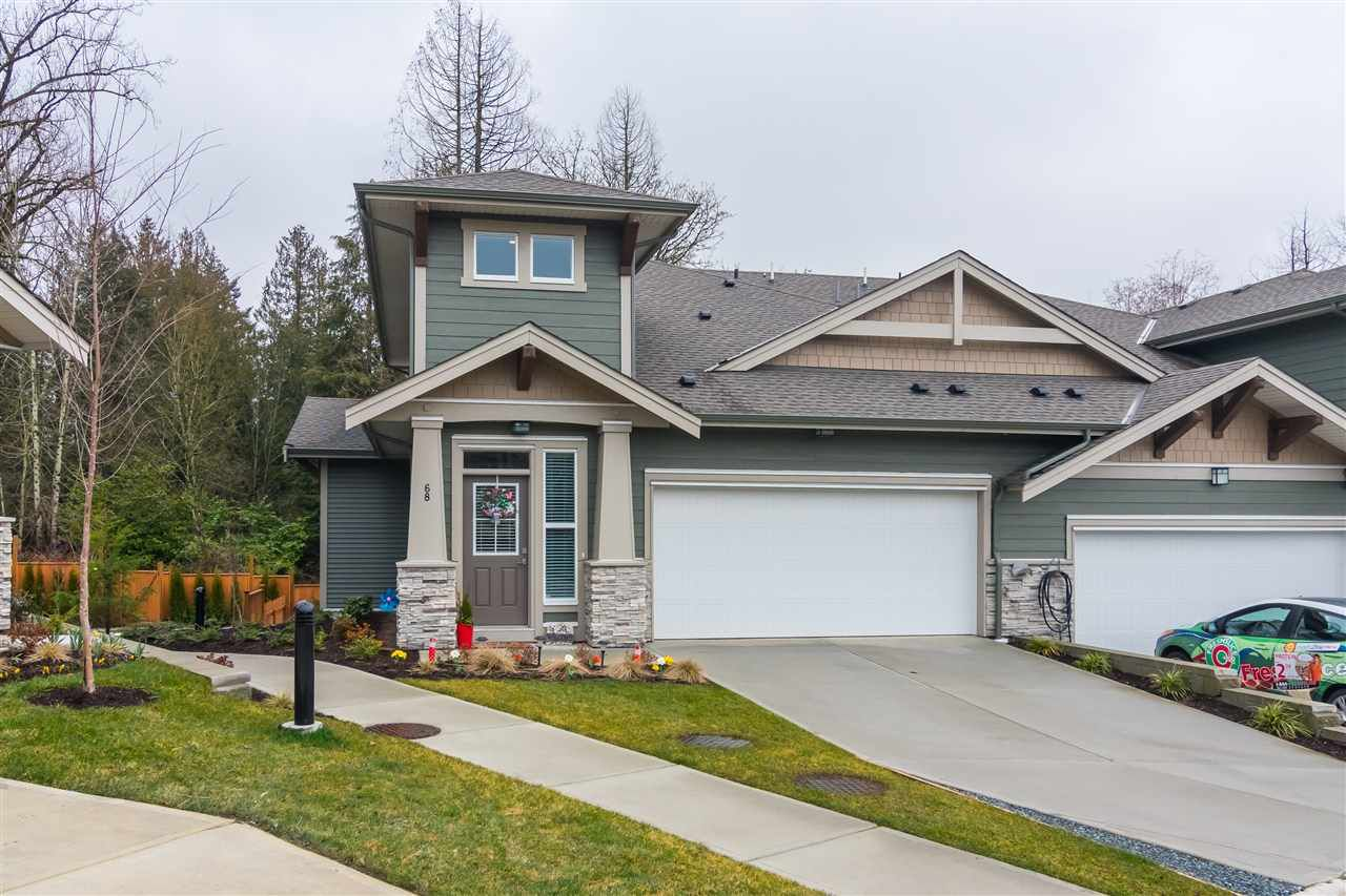 """Main Photo: 68 7138 210 Street in Langley: Willoughby Heights Townhouse for sale in """"PRESTWICK"""" : MLS®# R2348449"""