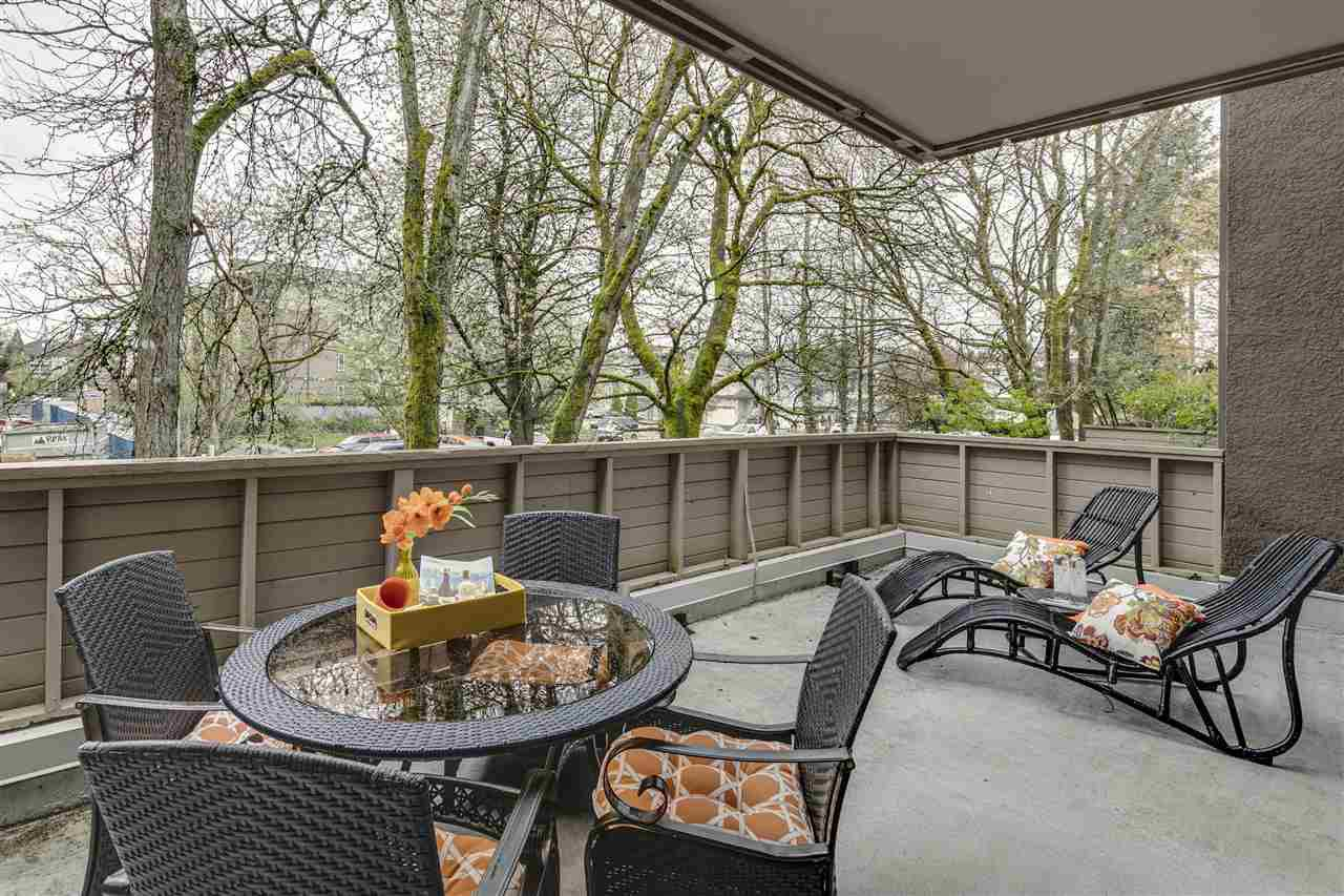 """Main Photo: 3 2433 KELLY Avenue in Port Coquitlam: Central Pt Coquitlam Condo for sale in """"Orchard Valley"""" : MLS®# R2359121"""