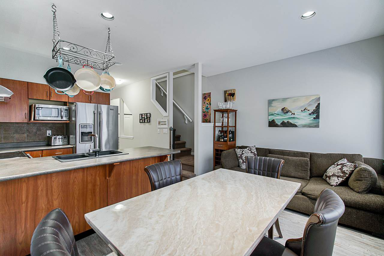 """Main Photo: 51 8737 161 Avenue in Surrey: Fleetwood Tynehead Townhouse for sale in """"Boardwalk"""" : MLS®# R2367462"""