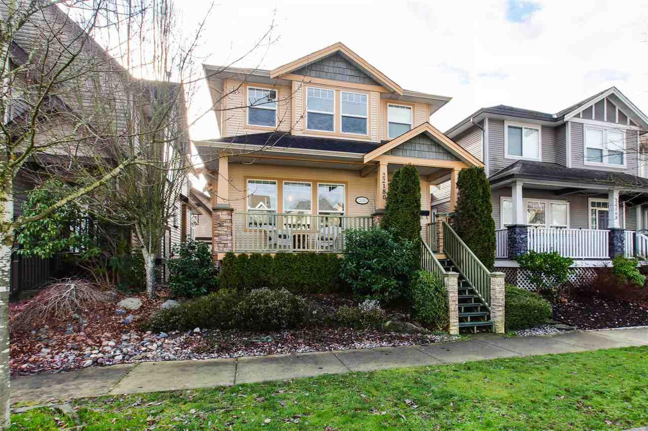 Main Photo: 22180 SHARPE Avenue in Richmond: Hamilton RI House for sale : MLS®# R2373512