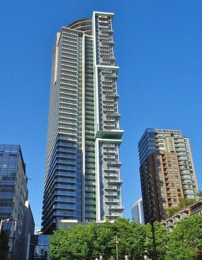 """Main Photo: 1203 777 RICHARDS Street in Vancouver: Downtown VW Condo for sale in """"TELUS GARDEN"""" (Vancouver West)  : MLS®# R2380210"""
