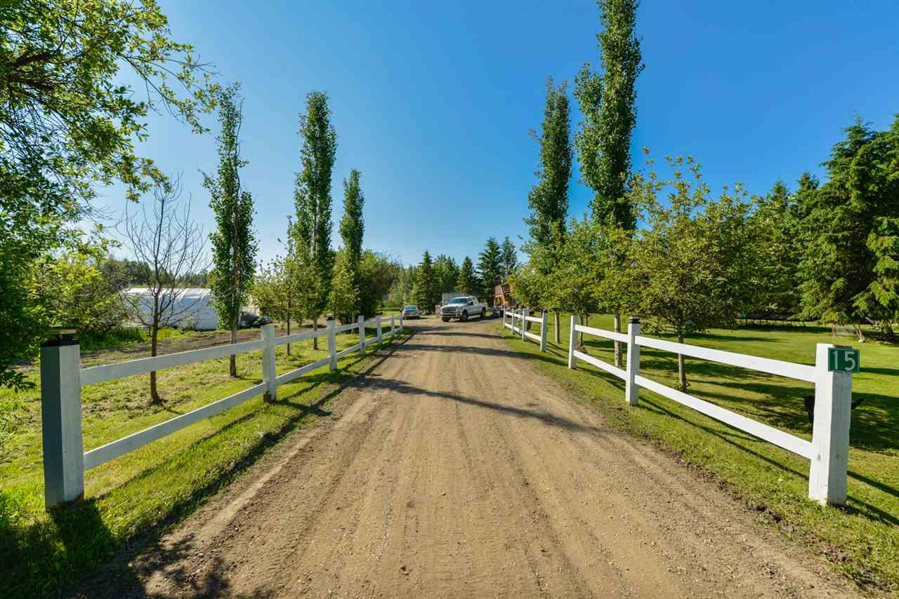 Main Photo: 15 51526 RGE RD 273: Rural Parkland County House for sale : MLS®# E4162339