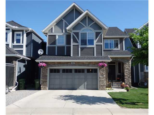 Main Photo: 824 COOPERS Square SW: Airdrie Residential Detached Single Family for sale : MLS®# C3606145