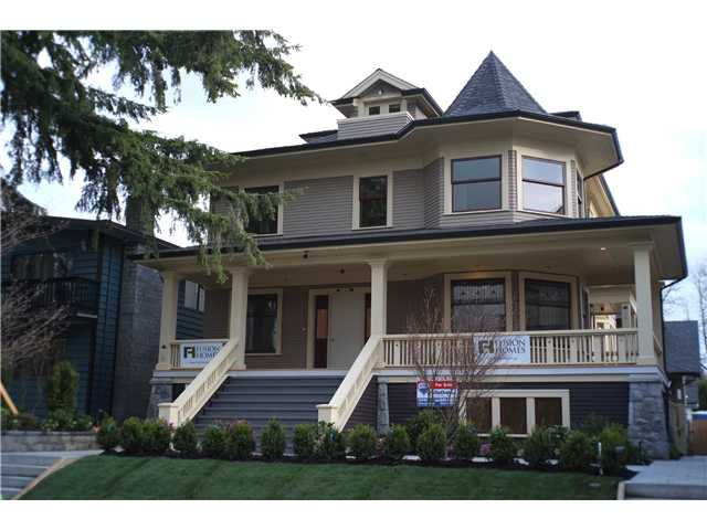 Main Photo: 334 W 14TH Avenue in Vancouver: Mount Pleasant VW Townhouse for sale (Vancouver West)  : MLS®# V1066314