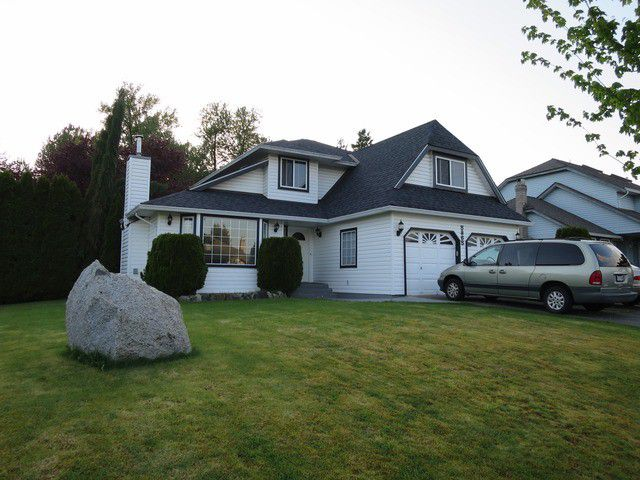 Main Photo: 5865 188TH ST in : Cloverdale BC House for sale : MLS®# F1412171