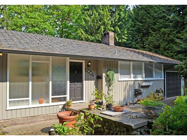 """Main Photo: 3067 SPURAWAY Avenue in Coquitlam: Ranch Park House for sale in """"RANCH PARK"""" : MLS®# V1122391"""