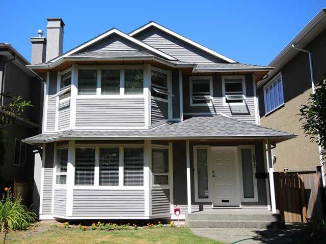 Main Photo: 2973 W 34TH Avenue in Vancouver: MacKenzie Heights House for sale (Vancouver West)  : MLS®# V1122895