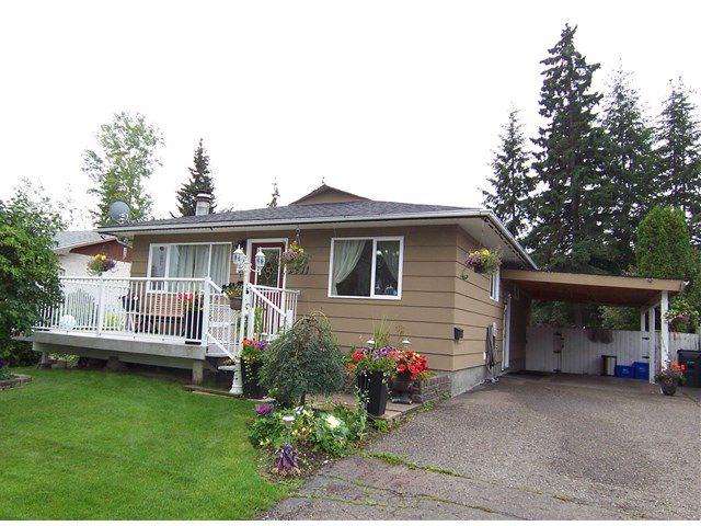Main Photo: 2371 SHEARER Crescent in Prince George: Pinewood House for sale (PG City West (Zone 71))  : MLS®# N247619