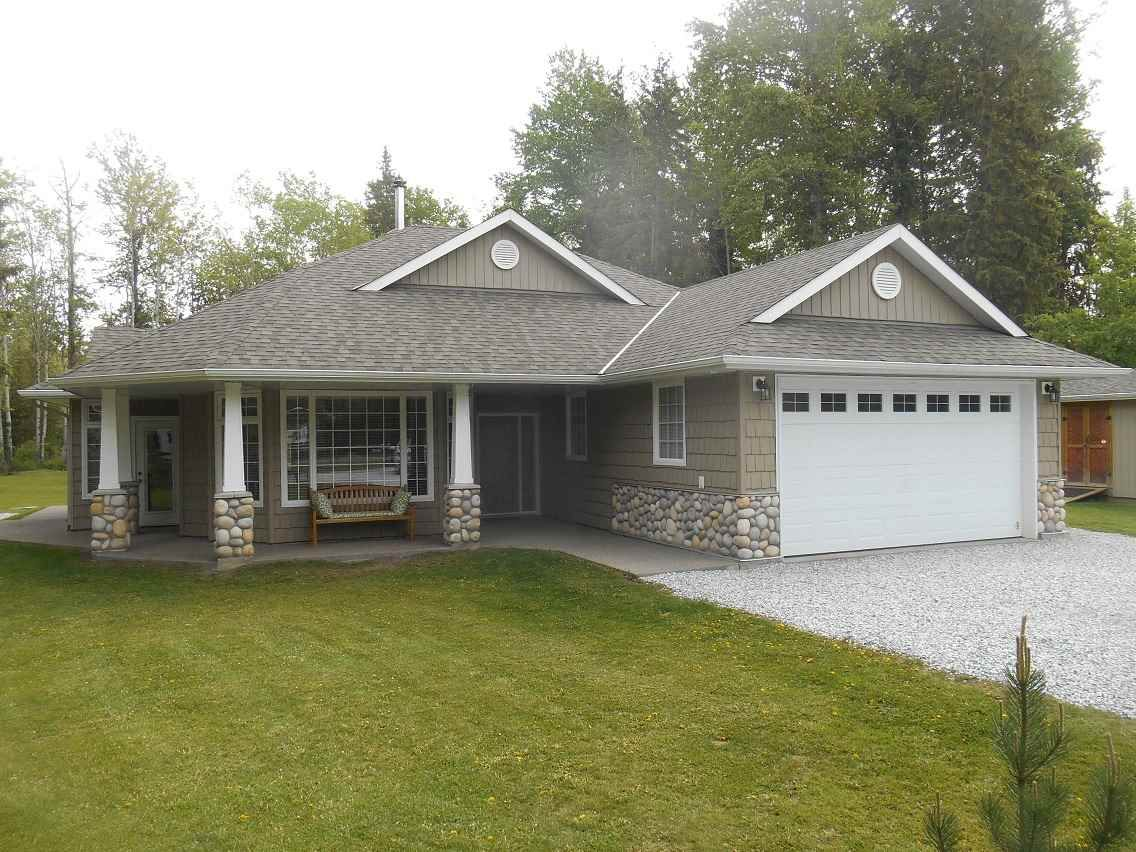 """Main Photo: 4600 SALMON VALLEY Road in Prince George: Salmon Valley House for sale in """"SALMON VALLEY"""" (PG Rural North (Zone 76))  : MLS®# R2070815"""