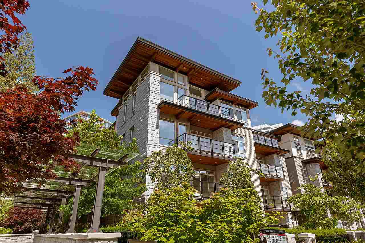 "Main Photo: 303 5779 BIRNEY Avenue in Vancouver: University VW Condo for sale in ""PATHWAYS"" (Vancouver West)  : MLS®# R2088067"
