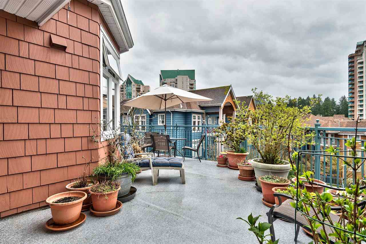 Main Photo: 415 1200 EASTWOOD Street in Coquitlam: North Coquitlam Condo for sale : MLS®# R2154803