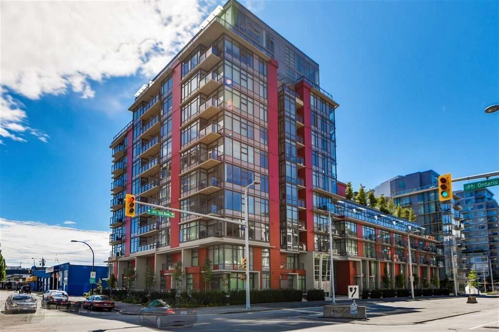 Main Photo: 516 38 W 1ST AVENUE in Vancouver: False Creek Condo for sale (Vancouver West)  : MLS®# R2222667