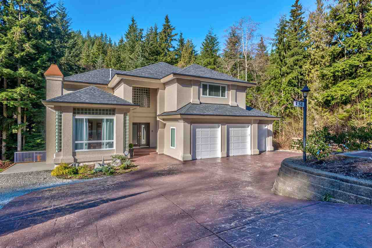 "Main Photo: 131 FERN Drive: Anmore House for sale in ""ANMORE ESTATES"" (Port Moody)  : MLS®# R2239756"
