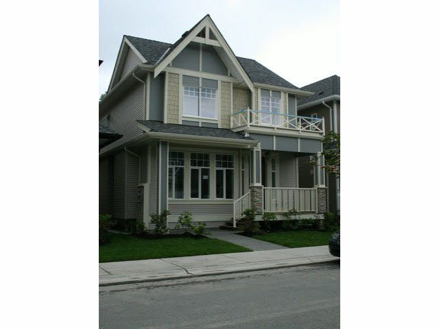 Main Photo: 7693 211A STREET in : Willoughby Heights House for sale (Langley)  : MLS®# F1326181