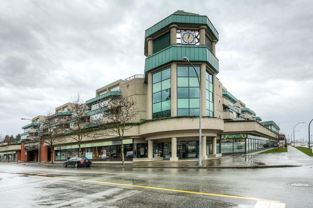 "Main Photo: A315 2099 LOUGHEED Highway in Port Coquitlam: Glenwood PQ Condo for sale in ""SHAUGHNESSY SQUARE"" : MLS®# R2245121"