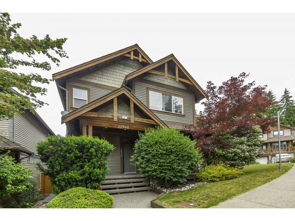 "Main Photo: 22995 139 Avenue in Maple Ridge: Silver Valley House for sale in ""SILVER RIDGE"" : MLS®# R2277675"
