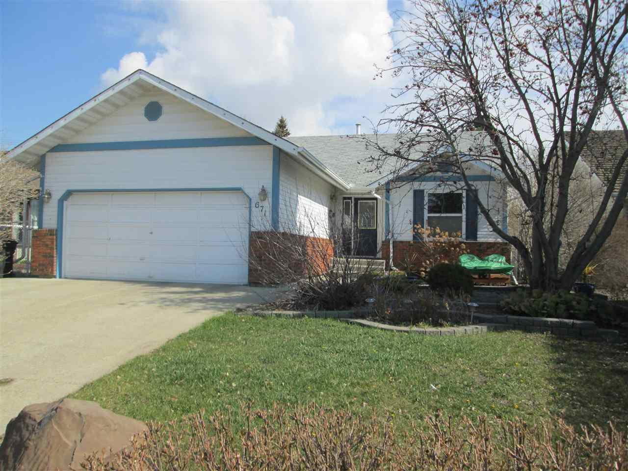 Main Photo: 671 VILLAGE Drive: Sherwood Park House for sale : MLS®# E4155592