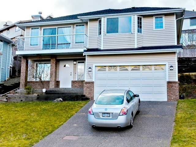 Main Photo: 1295 RICARD Place in Port Coquitlam: Citadel PQ House for sale : MLS®# V874891