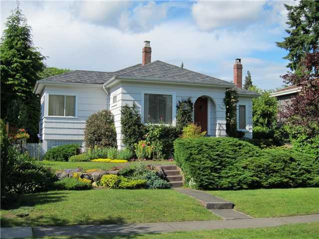 Main Photo: 3259 W 35TH Avenue in Vancouver: MacKenzie Heights House for sale (Vancouver West)  : MLS®# V896846