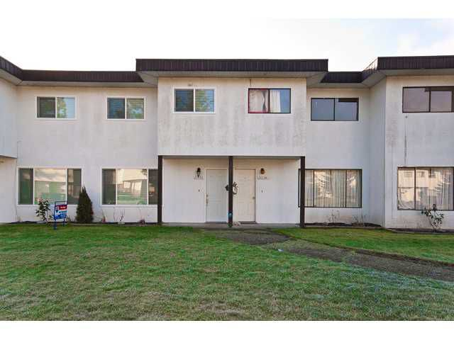"""Main Photo: 21536 MAYO Place in Maple Ridge: West Central Townhouse for sale in """"MAYO PLACE"""" : MLS®# V924394"""