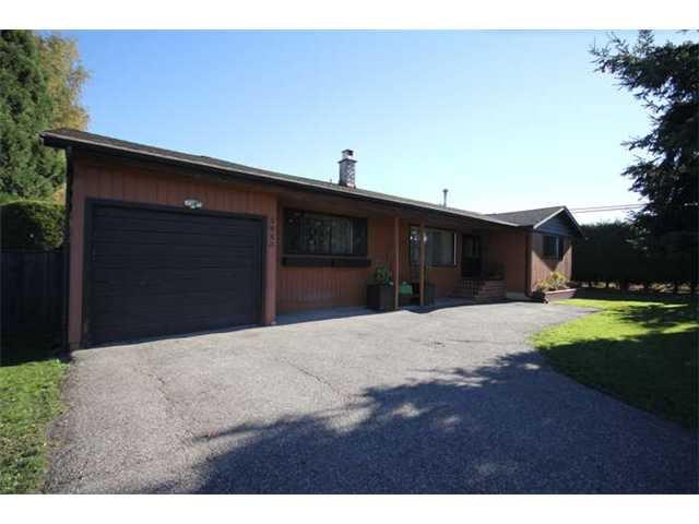 Main Photo: 5980 KARTNER Road in Richmond: East Richmond House for sale : MLS®# V1033692
