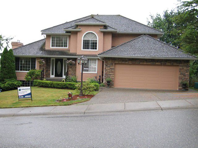 """Main Photo: 35870 GRAYSTONE Drive in Abbotsford: Abbotsford East House for sale in """"Mountain Meadows"""" : MLS®# F1325816"""