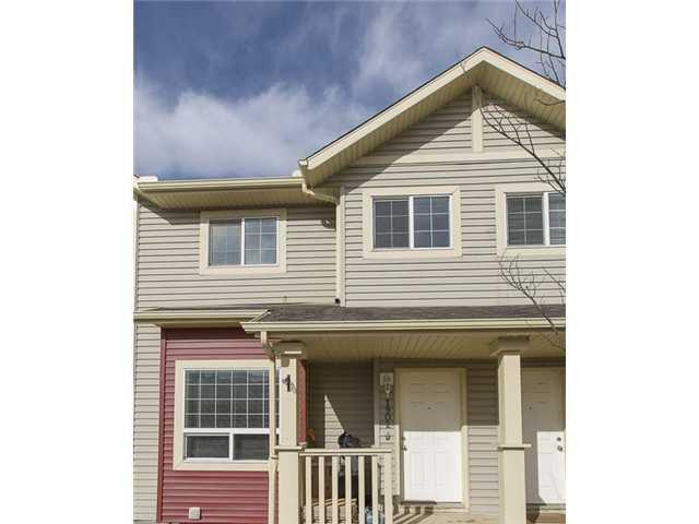 Main Photo: 1902 111 TARAWOOD Lane NE in CALGARY: Taradale Townhouse for sale (Calgary)  : MLS®# C3605880