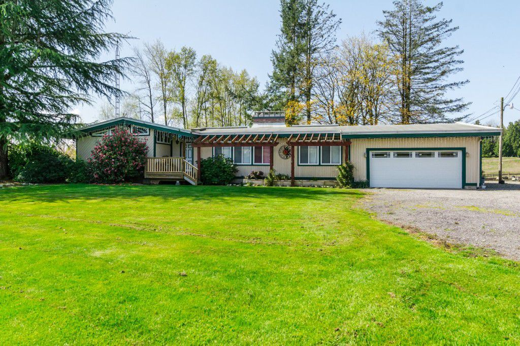 Main Photo: 1823 240TH Street in Langley: Campbell Valley House for sale : MLS®# F1437283