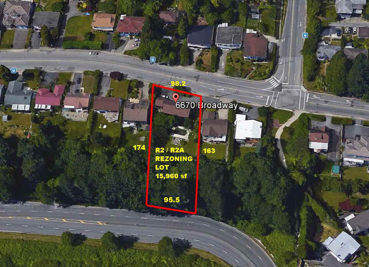 "Main Photo: 6670 BROADWAY in Burnaby: Parkcrest House for sale in ""Burnaby North Montecito"" (Burnaby North)  : MLS®# R2006849"