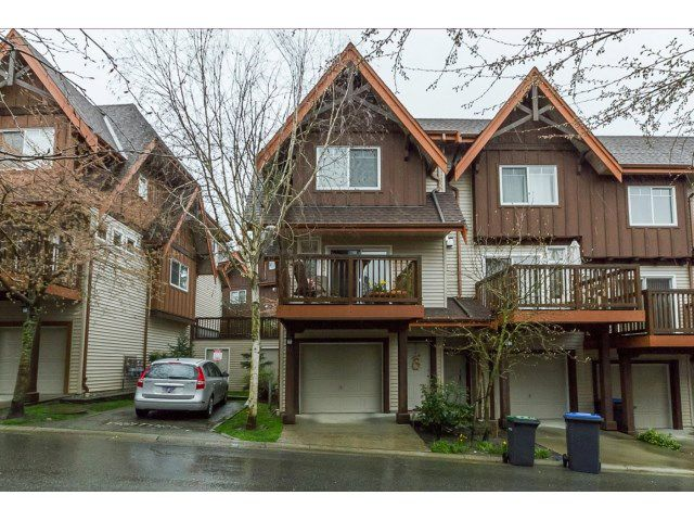 """Main Photo: 57 2000 PANORAMA Drive in Port Moody: Heritage Woods PM Townhouse for sale in """"MOUNTAINS EDGE"""" : MLS®# R2044184"""