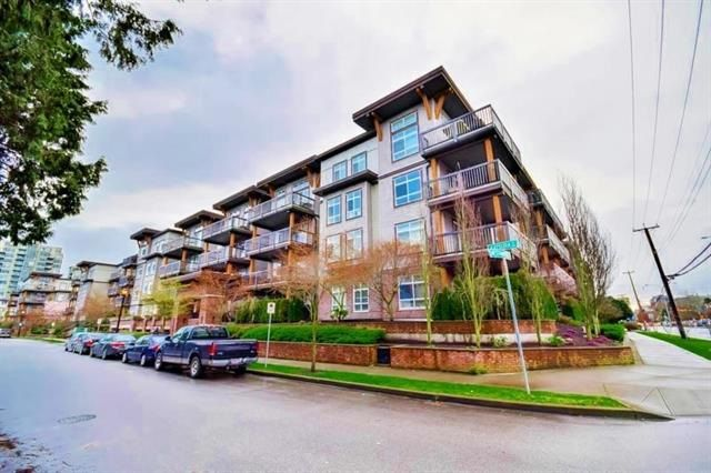 """Main Photo: 410 9233 FERNDALE Road in Richmond: McLennan North Condo for sale in """"RED 2"""" : MLS®# R2157364"""