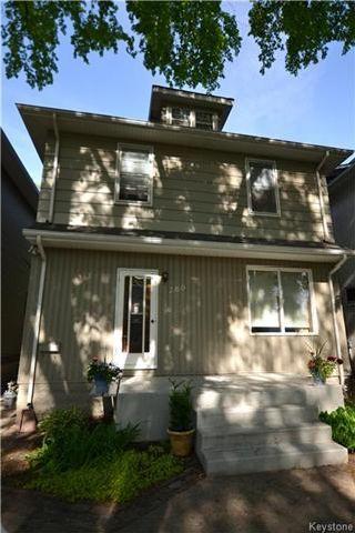 Main Photo: 280 Lipton Street in Winnipeg: West End Residential for sale (5C)  : MLS®# 1714573