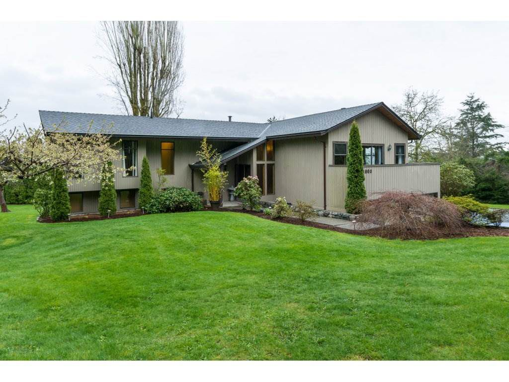 """Main Photo: 1960 180 Street in Surrey: Hazelmere House for sale in """"REDWOOD ESTATES"""" (South Surrey White Rock)  : MLS®# R2187500"""