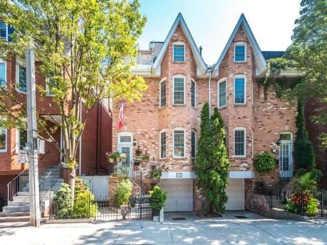 Main Photo: 199 Ontario Street in Toronto: Moss Park House (2 1/2 Storey) for sale (Toronto C08)  : MLS®# C3926848
