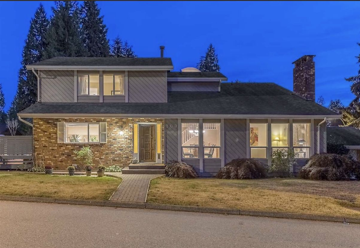 Main Photo: 763 Weymouth Drive in North Vancouver: Lynn Valley House for sale : MLS®# R220735
