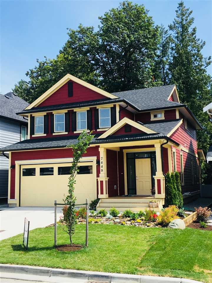Main Photo: 7448 ROSS Drive in Mission: Mission BC House for sale : MLS®# R2280777