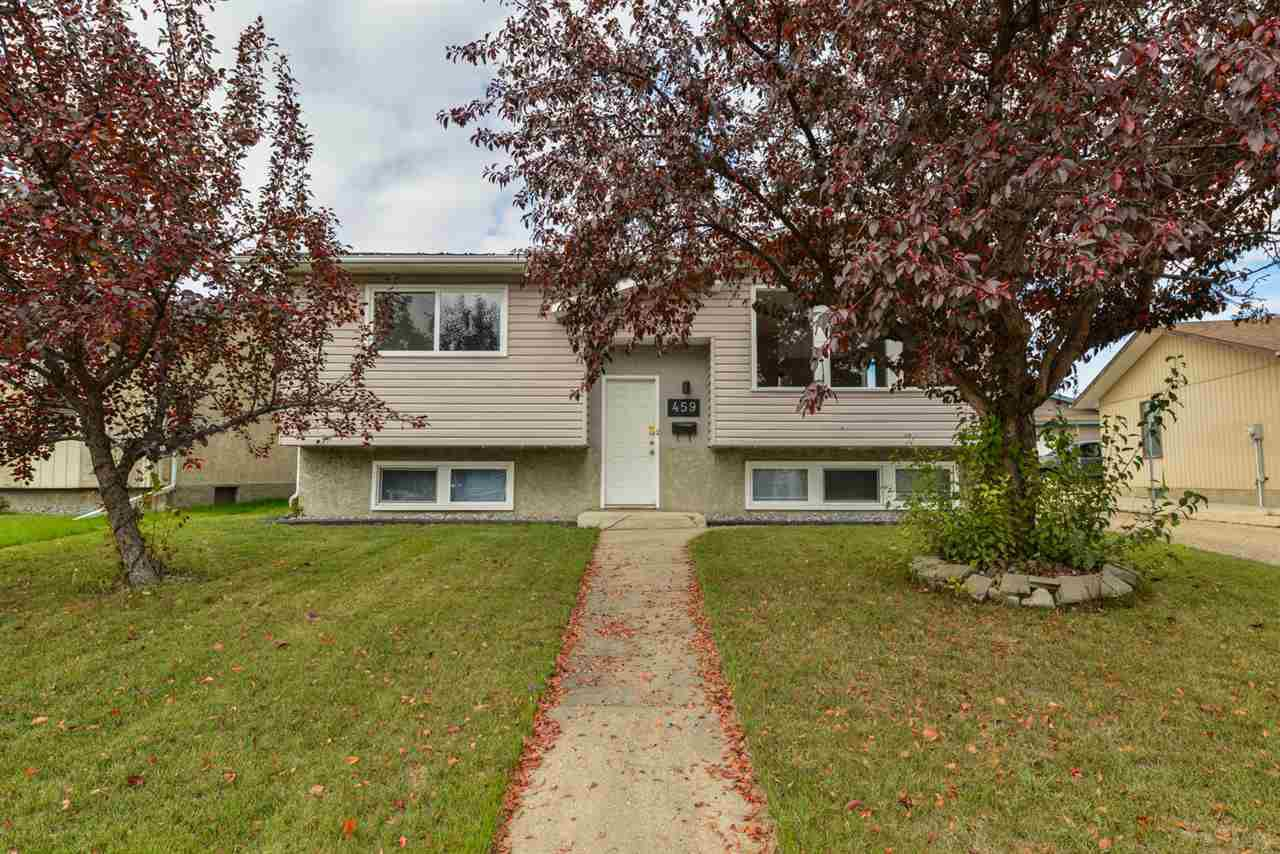 Main Photo: 459 Huffman Crescent in Edmonton: Zone 35 House for sale : MLS®# E4129957