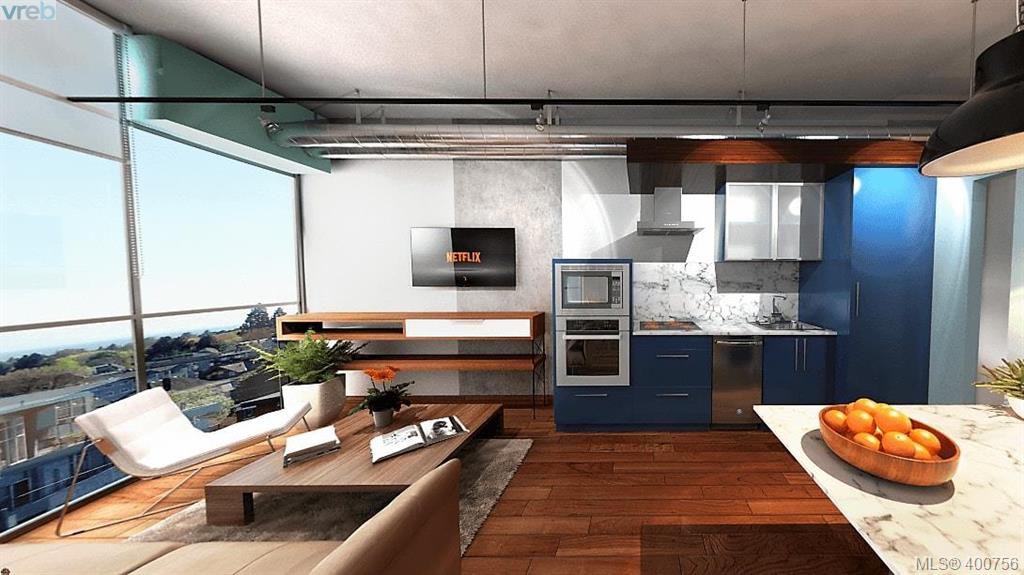 Main Photo: 434 1029 View Street in VICTORIA: Vi Downtown Condo Apartment for sale (Victoria)  : MLS®# 400756