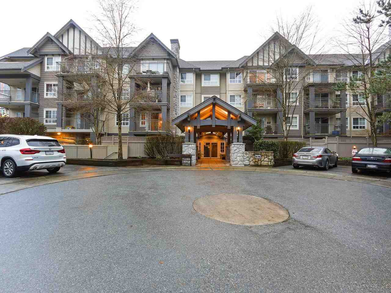 Main Photo: 205 3388 MORREY Court in Burnaby: Sullivan Heights Condo for sale (Burnaby North)  : MLS®# R2326824