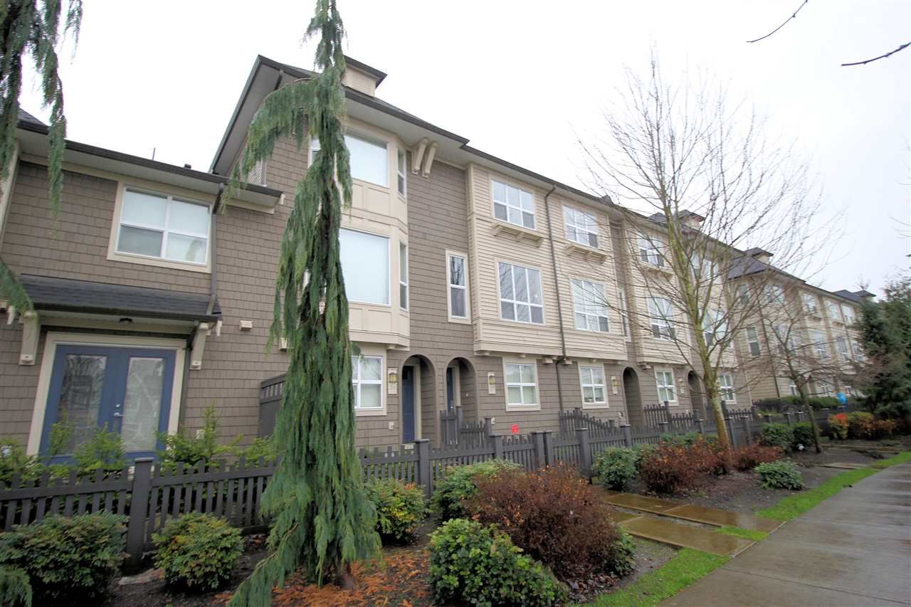 """Main Photo: 37 7938 209 Street in Langley: Willoughby Heights Townhouse for sale in """"Red Maple Park"""" : MLS®# R2338370"""