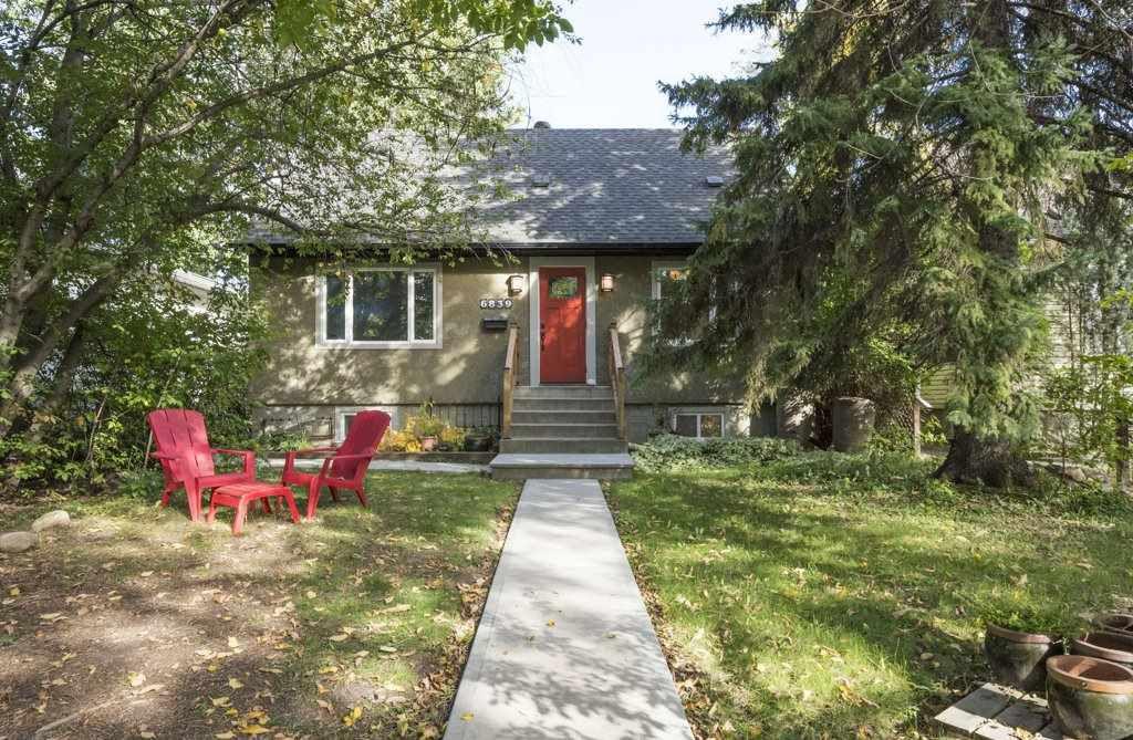 Main Photo: 6839 111 Street in Edmonton: Zone 15 House for sale : MLS®# E4144656