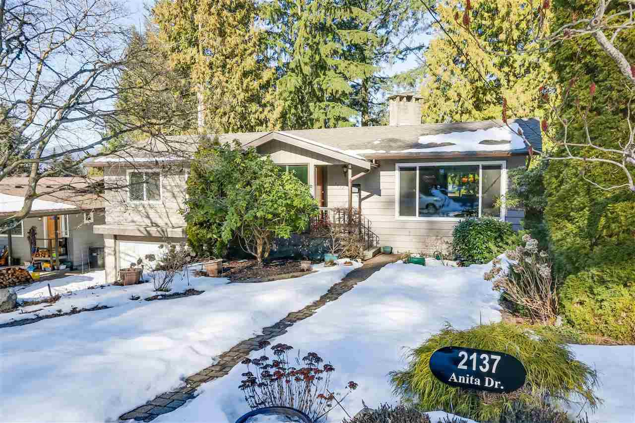 Main Photo: 2137 ANITA Drive in Port Coquitlam: Mary Hill House for sale : MLS®# R2343703