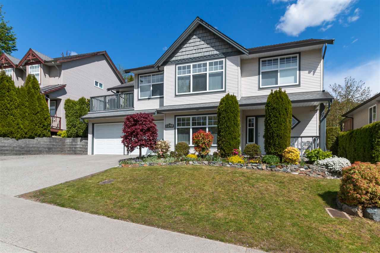 "Main Photo: 3298 MCKINLEY Drive in Abbotsford: Abbotsford East House for sale in ""MCKINLEY HEIGHTS"" : MLS®# R2364894"