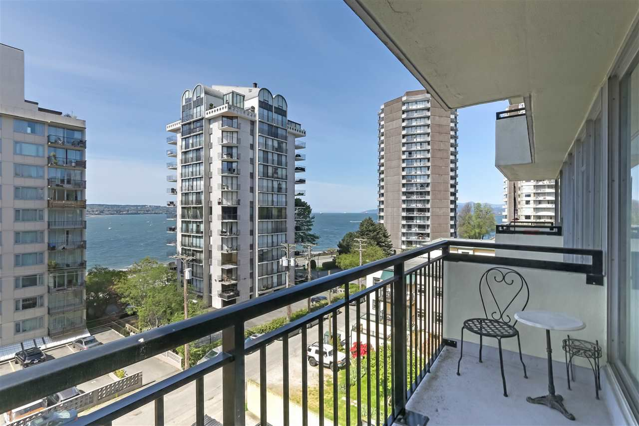 """Main Photo: 504 1534 HARWOOD Street in Vancouver: West End VW Condo for sale in """"St Pierre"""" (Vancouver West)  : MLS®# R2367934"""
